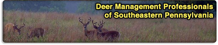 Deer Management Professionals of Southeastern Pennsylvania